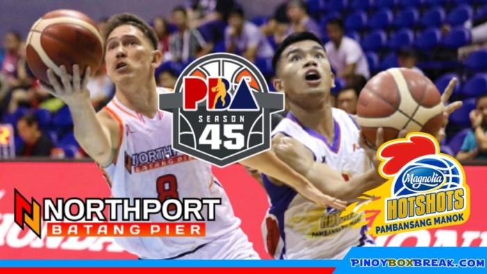 NorthPort Batang Pier vs Magnolia Hotshots Pambansang Manok – Nhận định, soi kèo bóng rổ 11h30 17/09/2021 – PBA