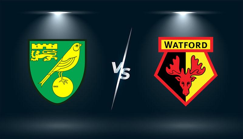 Norwich vs Watford – Tip bóng đá hôm nay 21h00 – 18/09/2021 –  Ngoại hạng Anh