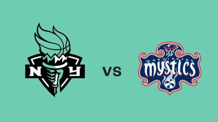 New York Liberty vs Washington Mystics – Nhận định, soi kèo bóng rổ 06h00 18/09/2021 – NBA