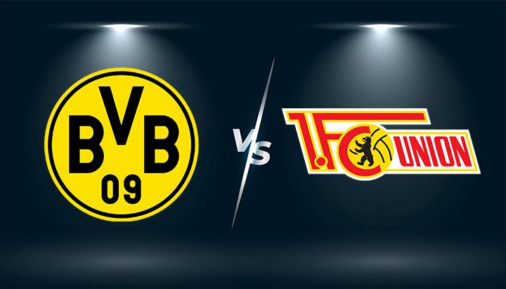 Borussia Dortmund vs Union Berlin  – Tip bóng đá hôm nay 22h30 – 19/09/2021 –  VĐQG Đức
