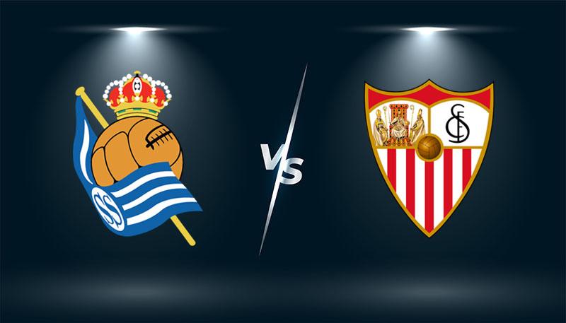 Real Sociedad vs Sevilla – Tip bóng đá hôm nay 21h15 – 19/09/2021 –  VĐQG Tây Ban Nha