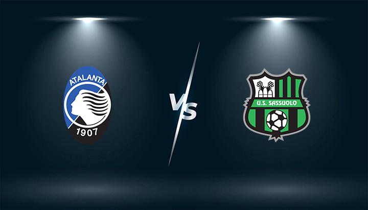 Atalanta vs Sassuolo   – Tip bóng đá hôm nay 01h45 – 22/09/2021 –  VĐQG Italia