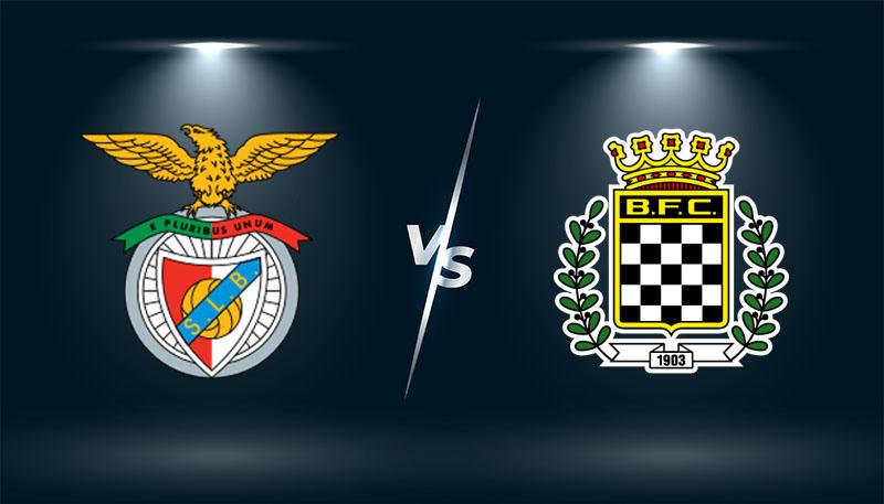 Benfica vs Boavista  – Tip bóng đá hôm nay 01h00 – 21/09/2021 –   VĐQG Bồ Đào Nha