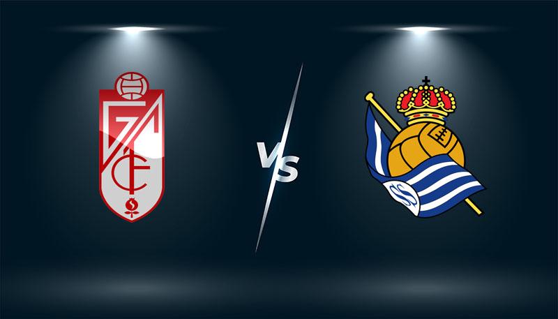 Granada CF vs Real Sociedad   – Tip bóng đá hôm nay 00h30 – 24/09/2021 –   VĐQG Tây Ban Nha