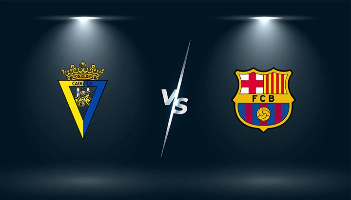 Cadiz vs Barcelona   – Tip bóng đá hôm nay 03h00 – 24/09/2021 –  VĐQG Tây Ban Nha