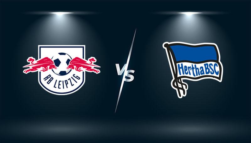 RB Leipzig vs Hertha Berlin  – Tip bóng đá hôm nay 20h30 – 25/09/2021 –  VĐQG Đức