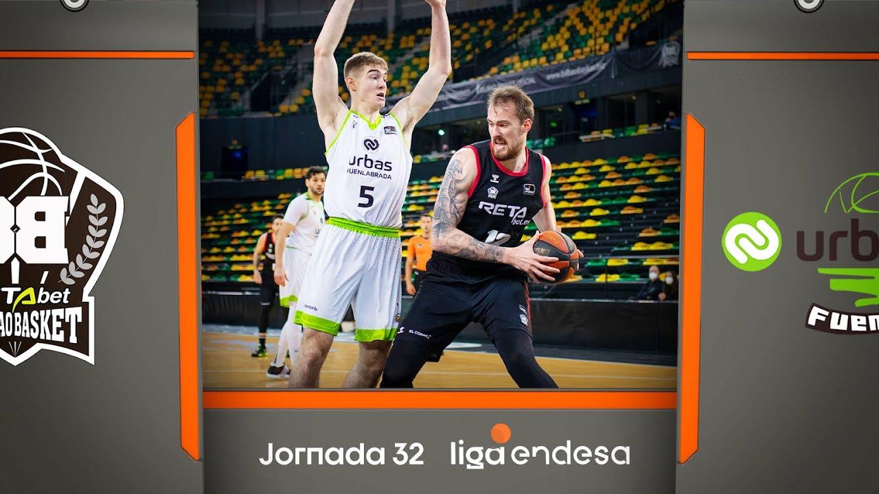 Bizkaia Bilbao Basket vs Urbas Fuenlabrada – Nhận định, soi kèo bóng rổ 17h30 17/10/2021 – ACB(Spain)