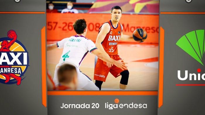 BAXI Manresa vs Unicaja – Nhận định, soi kèo bóng rổ 01h45 17/10/2021 – ACB(Spain)
