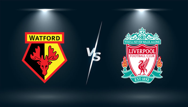 Watford vs Liverpool  – Soi kèo bóng đá 18h30 – 16/10/2021 – Ngoại hạng Anh