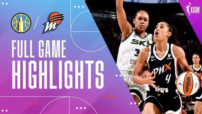 Chicago Sky vs Phoenix Mercury – Nhận định, soi kèo bóng rổ 02h00 18/10/2021 – NBA