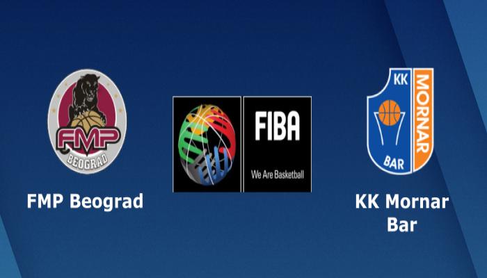 FMP Beograd vs KK Mornar Bar – Nhận định, soi kèo bóng rổ 00h00 18/10/2021 – Liga ABA