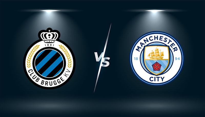 Club Brugge KV vs Manchester City   – Tip bóng đá hôm nay 23h45– 19/10/2021 –  Champions League