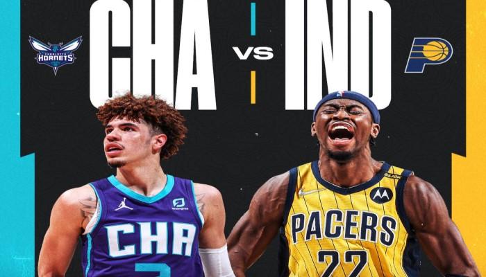Charlotte Hornets vs Indiana Pacers – Nhận định, soi kèo bóng rổ 06h05 21/10/2021 – NBA