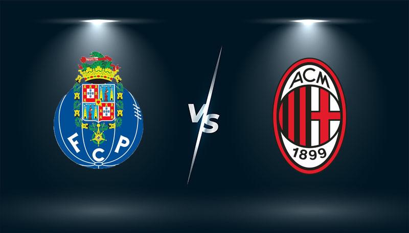 FC Porto vs AC Milan – Tip bóng đá hôm nay 02h00 – 20/10/2021 –  Champions League