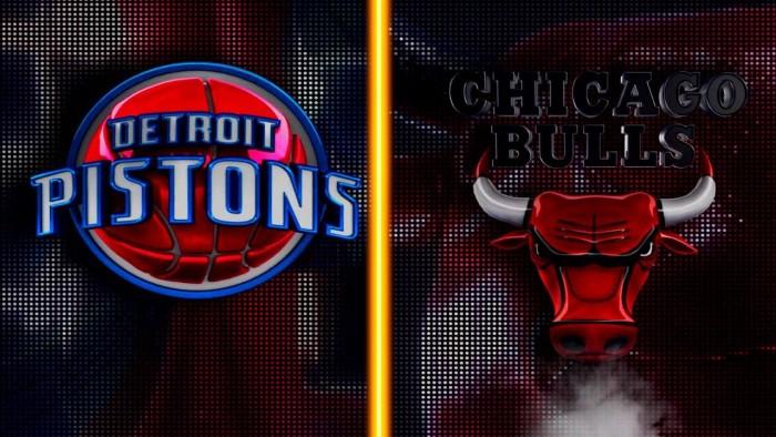 Detroit Pistons vs Chicago Bulls – Nhận định, soi kèo bóng rổ 06h05 21/10/2021 – NBA