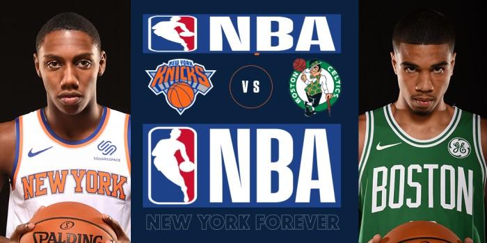 New York Knicks vs Boston Celtics – Nhận định, soi kèo bóng rổ 06h35 21/10/2021 – NBA