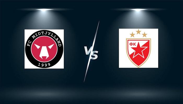 FC Midtjylland vs FK Crvena Zvezda – Nhận định bóng đá – 23h45 ngày 21/10/2021: Thành tích xuất sắc