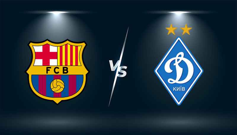 Barcelona vs Dynamo Kyiv – Soi kèo bóng đá 23h45 – 20/10/2021 – Champions League