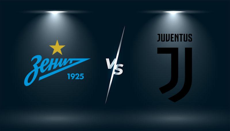 Zenit Saint Petersburg vs Juventus   – Soi kèo bóng đá 02h00– 21/10/2021 –   Champions League