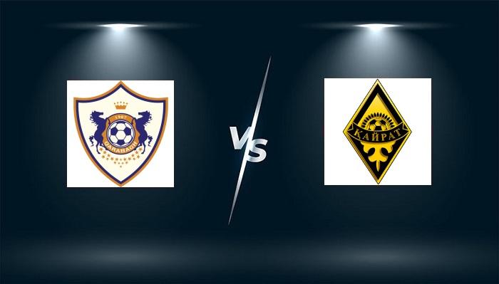 Qarabag vs Kairat Almaty – Nhận định bóng đá – 23h45 ngày 21/10/2021: Tự tin chiến thắng