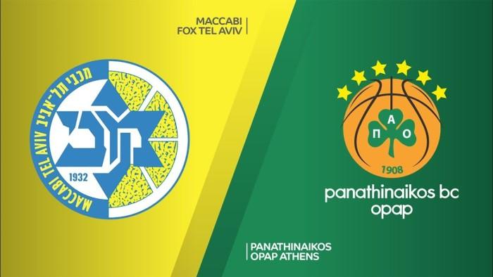 Maccabi Tel-Aviv vs Panathinaikos BC – Nhận định, soi kèo bóng rổ 01h05 22/10/2021 – Europe Cup