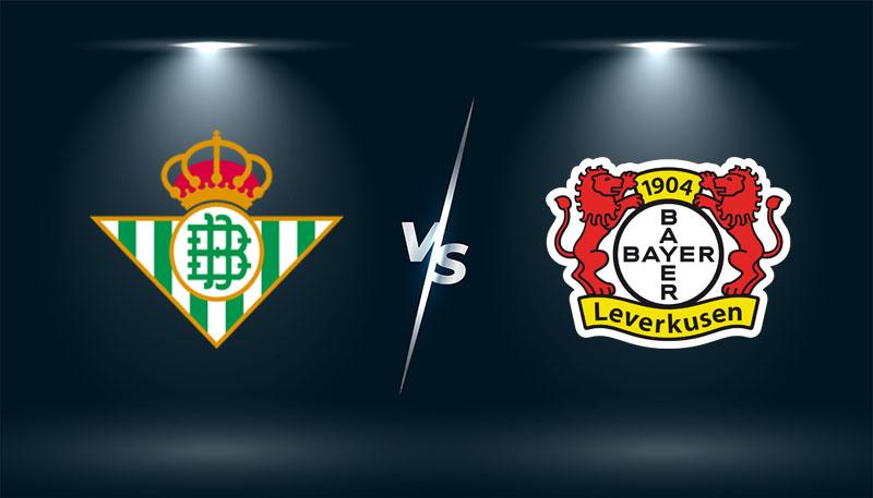Real Betis vs Bayer Leverkusen   – Soi kèo bóng đá 23h45 – 21/10/2021 - Europa League