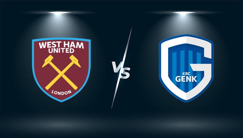 West Ham vs Genk  – Soi kèo bóng đá 02h00 – 22/10/2021 – Europa League