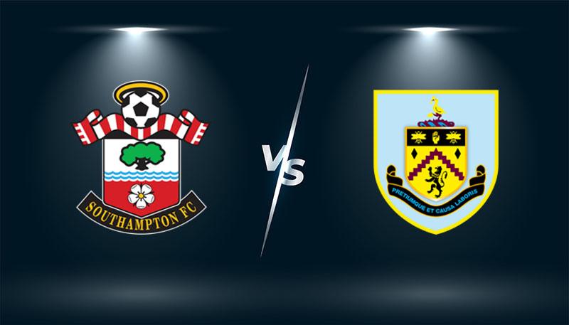 Southampton vs Burnley  – Tip bóng đá hôm nay 21h00 – 23/10/2021 –  Ngoại hạng Anh