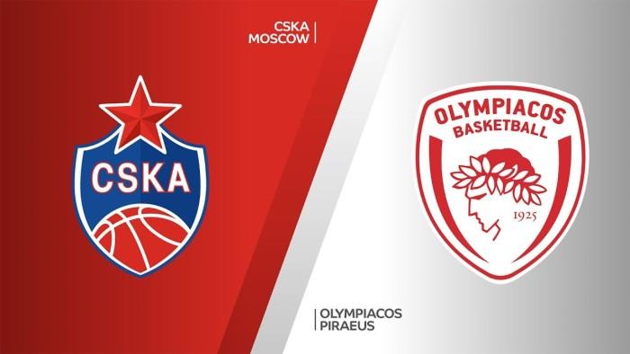 CSKA Moscow vs Olympiacos BC – Nhận định, soi kèo bóng rổ 00h00 23/10/2021 – EuroLeague