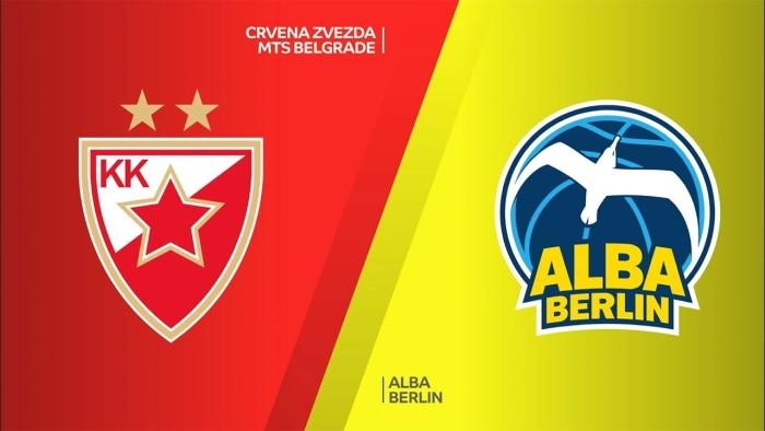 KK Crvena zvezda mts vs Alba Berlin – Nhận định, soi kèo bóng rổ 00h00 23/10/2021 – Euroleague