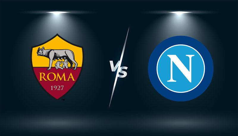 AS Roma vs Napoli  – Tip bóng đá hôm nay 23h00– 24/10/2021 –  VĐQG Italia