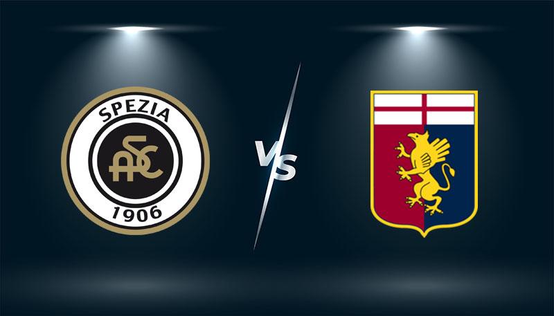 Spezia vs Genoa – Tip bóng đá hôm nay 23h30 – 26/10/2021 –  VĐQG Italia