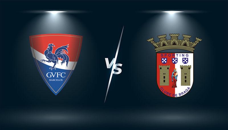 GIL Vicente vs SC Braga    – Soi kèo bóng đá 01h00– 26/10/2021 –   VĐQG Bồ Đào Nha
